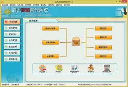 启讯商超管理系统
