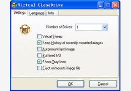 slysoft VirtualClone Drive