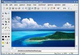 HyperSnap截图软件