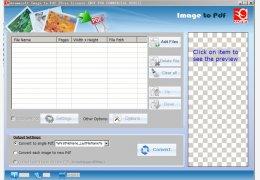 图片转pdf软件(Axommsoft Image to Pdf) 绿色免费版