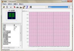 DiskSpeed32硬盘速度测试软件 中文版绿色版
