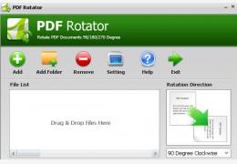 PDF旋转工具(PDF Rotator) 绿色免费版