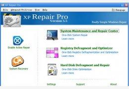 系统修复优化软件(XP Repair Pro) 绿色特别版
