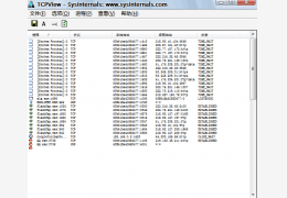TCPView(查看端口和线程) 绿色中文版
