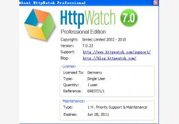 HttpWatch Pro汉化版